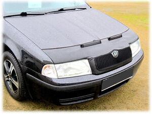 SKODA OCTAVIA 1U Mk1 1996 - 2010 BONNET BRA STONEGUARD PROTECTOR