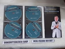 CD Jazz Knut Kiesewetter - 50 Years On Stage 4CD Set (63 Song) MEMBRAN