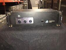 AB International Model 8120 Monorual Bi-Amp Power amplifier