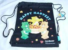 Care Bear Happy Harvest Drawstring Backpack Sling Tote Kids School Gym Bag