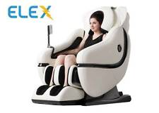 New 3D MASSAGE CHAIR ZERO  GRAVITY MUSIC FULL BODY MASSAGER