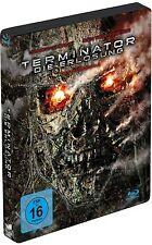 TERMINATOR: DIE ERLÖSUNG (Christian Bale) Blu-ray Disc, Steelbook NEU+OVP