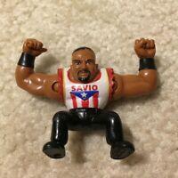WWF WWE Grudge Match Savio Vega Nation of Domination Figure Only 1997