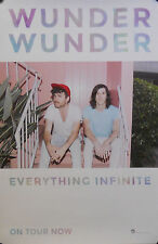 WUNDER WUNDER, EVERYTHING INFINITE POSTER (L14)