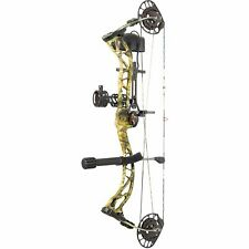 New PSE Archery Brute NXT Bow Only Right Hand 70# TrueTimber Strata Camo