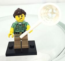 LEGO Series 15 71011 Collectible Mini Figure of ANIMAL CONTROL OFFICER ~