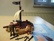 "PLAYMOBIL Set 6682 ""pirati Floss"" USATO"