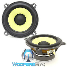 "PAIR FOCAL W/130KR 5.25"" K2 POWER SERIES 70W RMS MIDRANGE CAR AUDIO SPEAKERS NEW"