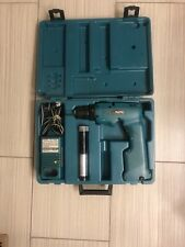 """Makita 6011D 3/8"""" Cordless Drill Driver DC1290A Charger Carry Case And Battery"""