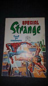 Spécial Strange n°1  du 10 Juillet 1975 en très bon état.