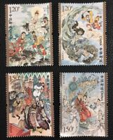China Stamp 2019-6 Story of Journey to the West (3rd set) MNH