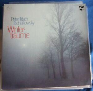 """Peter Iljitsch Tschaikowsky Vinyl LP """"Winterträume"""""""