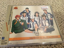 PRINCE OF TENNIS OP. REQUEST AUTHENTIC JAPAN OST CD ANIME GAME SOUNDTRACK