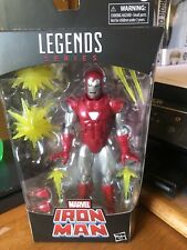 Marvel Legends 2020 Walgreens Exclusive IRON MAN Silver Centurion NEW!!! HASBRO