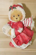 Alice Cozy Warm Wishes Coming Your Way Cherished Teddies Mint #912875