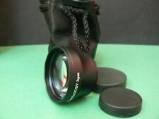 KT BK 40.5mm 2.0X Tele-Photo Lens For Samsung NX1100 NX300 NX2000 w/20-50mm Lens