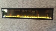 "2020 BrandNewSealed Dimplex Xlf74 74"" Ignite Xl Linear Fireplace - Over 20 Sold"