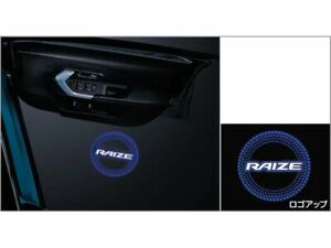 [NEW] JDM Toyota RAIZE A2# Projection Illumination LED Bleu Genuine OEM