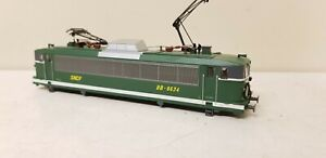 Piko caisse de locomotive electrique bb 8634  en HO
