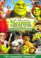 Shrek Forever After - The Final Chapter (Single-Disc Edition)