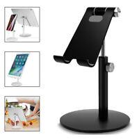 Universal Mobile Phone Tablet Stand Adjustable Desktop Holder Bracket For iPhone