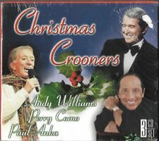 Christmas Crooners [Delta] [Box] by Various Artists (CD,2000, 3 Discs) New!