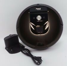 iRobot Roomba 980 Black Vaccum Cleaning Robot Brown & Black #8jhb