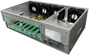 Miner Mining Machine System Solution Building a 8 GPU Mining Rig ETH Ethereum