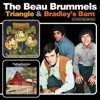 BEAU BRUMMELS - TRIANGLE/BRADLEY'S BARN   CD NEW
