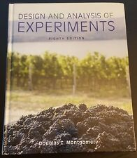 Design and Analysis Of Experiments by Montgomery + Student Solution Manual !!!