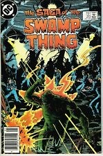 Swamp Thing #20 (1982) - 7.0 FN/VF *1st Alan Moore Swamp Thing*