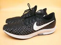 Nike Air Zoom Pegasus 35 Men's Running Shoes Black/Grey Size US 9