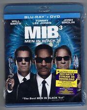 MEN IN BLACK 3 new blu-ray + dvd WILL SMITH JOSH BROLIN TOMMY LEE JONES