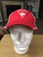 Sydney Swans Australian Football League Red Baseball Cap Hat
