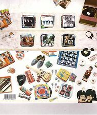 THE BEATLES 2007 UK ROYAL MAIL PRESENTATION PACK COMPLETE SET OF 10 MINT STAMPS