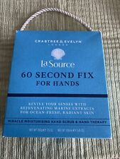 Crabtree & Evelyn 60 Second Fix For Hands Hand Recovery & Hand Therapy La Source