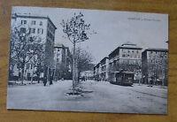 CARTOLINA GENOVA CORSO TORINO VIAGGIATA 1919 SUBALPINA HH