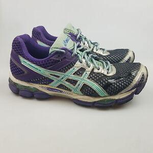 Women's ASICS 'Gel Cumulus 16' Sz 10 US Runners Purple GCon   3+ Extra 10% Off