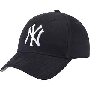 New York Yankees Fan Favorite Basic Adjustable Hat - Navy