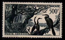 Afrique Equatoriale :  Poste AÉRIENNE 53, Neuf * = Cote 50 € / COLONIES France