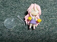 Lucky Star- Miyuki Takara- Mini Chibi Figure- Bandai- Import
