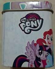 My Little Pony Charm Lanyard Magnet Cards Puffy Stickers Set of 4 Blind Tins