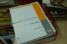 Case 1700 Uniloader Skidsteer Loader Spare Parts Manual Book Catalog Uni Min
