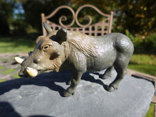 Schleich 14145 Warzenschwein  Wildtier Zoo von 1998