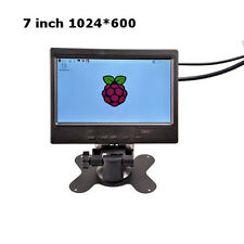 HDMI 1024 * 600 7 Inch LCD Screen Display Monitor For Raspberry Pi