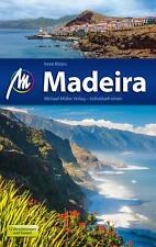 Madeira Reiseführer Michael Müller Verlag: Individuell reisen mit vielen pr ...