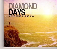 (GC399) Diamond Days, We've Come A Long Way - 2014 CD