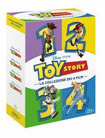 Toy Story - La Collezione dei 4 Film - Cofanetto 4 Blu-Ray  - Nuovo Sigillato