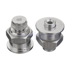 2 Silver Tone Replacement Cookware Pressure Cooker Safety Valve Part Kitchen HM