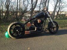 Harley Davidson Buell xb12 Hardtail Chop Bobber Custom